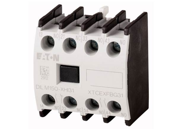 Moeller auxiliares interruptor dilm 150-xhi40 nuevo